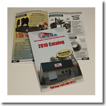 8 Page Booklet for a Distributor