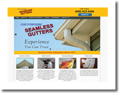 Countryside Seamless Gutters