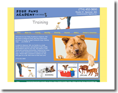 Four Paws Academy For Dogs